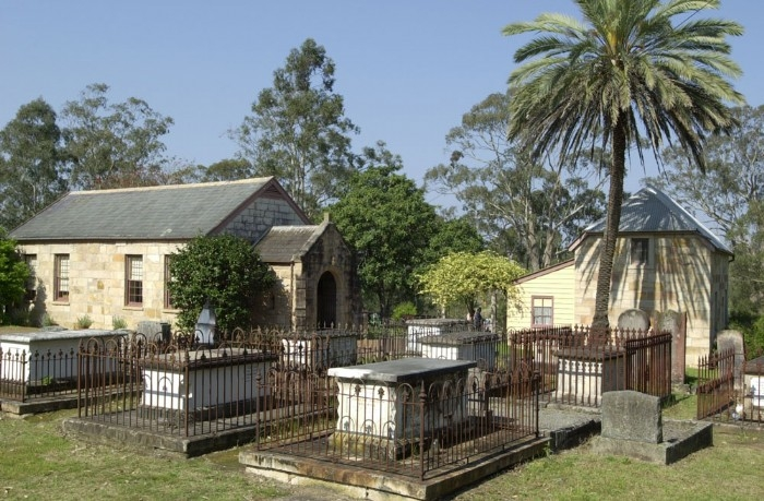 Australia's oldest church