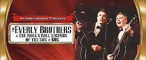 The Everly Brothers & The Rock 'n' Roll Legends of the 50s