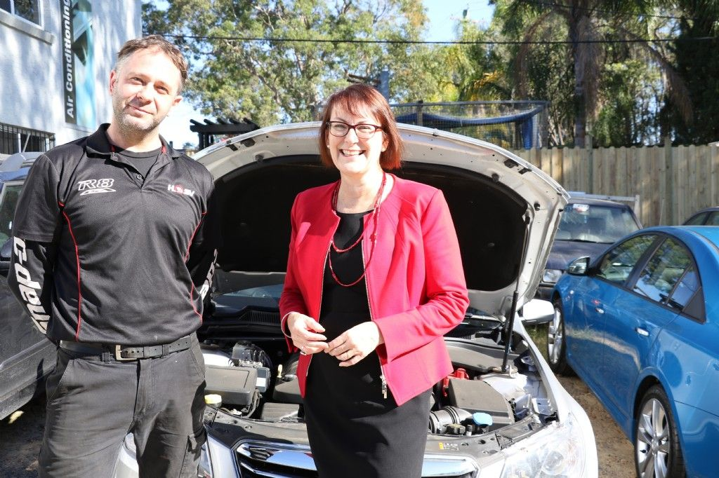 Labor to Lower Costs for Car Owners and Give Independent Mechanics a Fair Go
