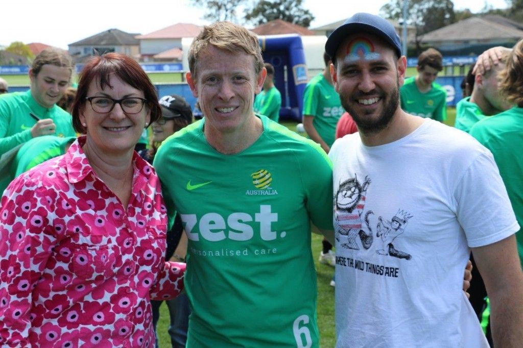 Help Make 20 Year World Cup Dream a Reality for Blue Mountains Pararoo