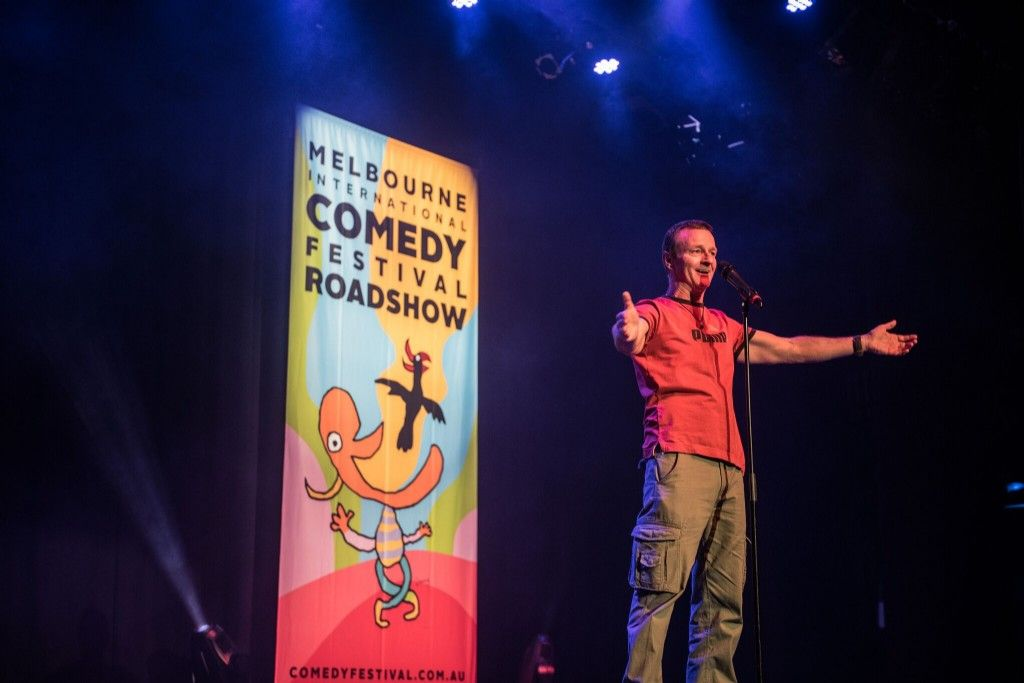 Melbourne International Comedy Festival - A Laugh a Minute Right Here in Penrith