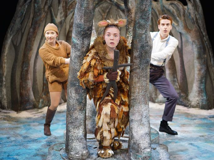 Tall Stories' Magical Musical Adaptation of the Gruffalo's Child