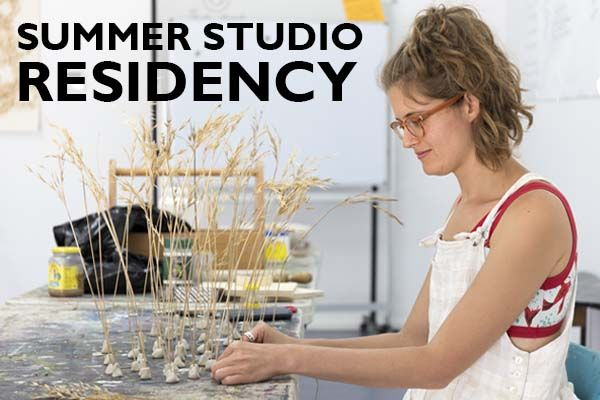 Penrith Regional Gallery Summer Studio Residency 2018/2019
