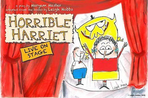 Theatre for Young Audiences - Horrible Harriet at The Joan Sutherland Centre