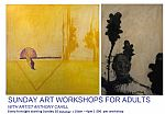 New Sunday Art Workshops for Adults at Penrith Regional Gallery
