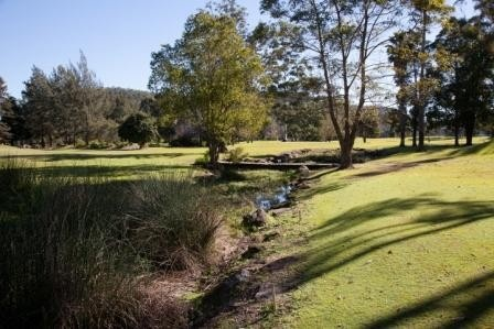 Wisemans Ferry Golf Course