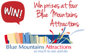 Win a family stay in the Blue Mountains!